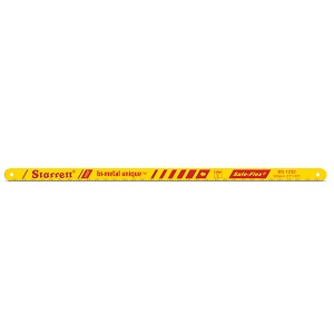Starrett® Hand Hacksaw Blades