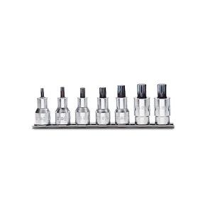920XZN/SB7 Set of 7 socket drivers with XZN® profile