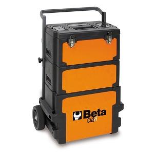 C42H-4200H Three-module tool trolley