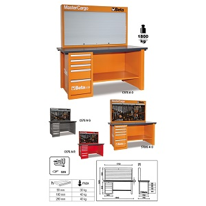 C57SA-5700SA MasterCargo workbench