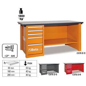 C57SD MasterCargo workbench