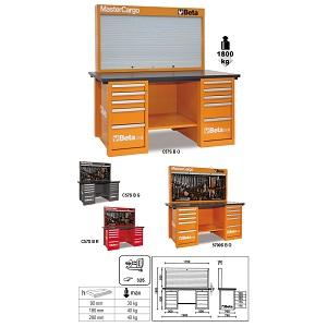 C57SB-5700SB MasterCargo workbench
