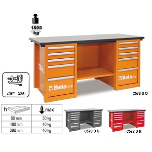 C57SC MasterCargo workbench