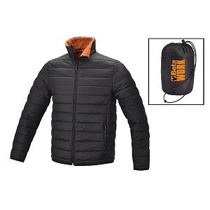 7685 Bomber jacket with down-like padding