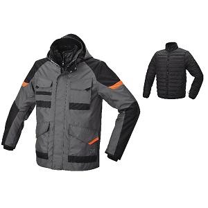 7734 Triple use Anorak jacket, waterproof