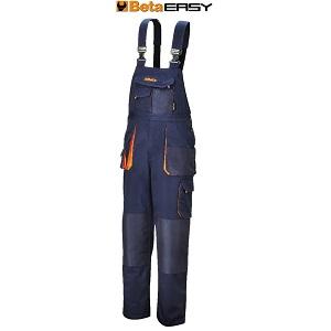 7873E Work overalls, lightweight