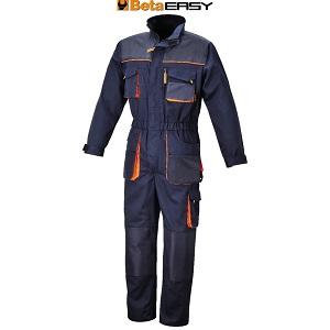 7875E Work overalls, lightweight