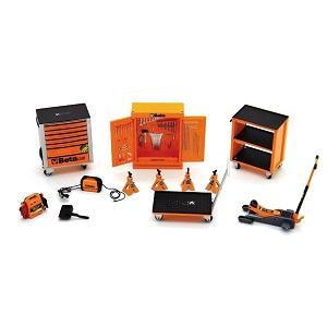 9524SC Miniature Beta garage for collectors