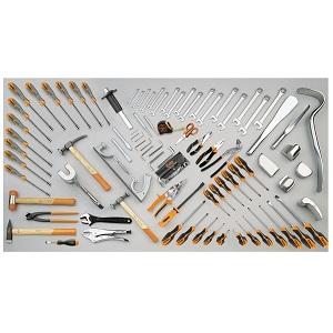 5905VG/1 Assortment of 94 tools for body repair shops