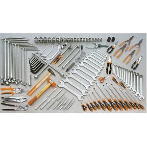 5905VG/2 Assortment of 118 tools - car repair
