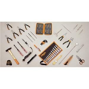 5980EL/A Assortment of 57 tools - electronics