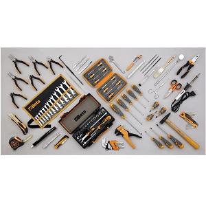 5980EL/B Assortment of 98 tools - electronics