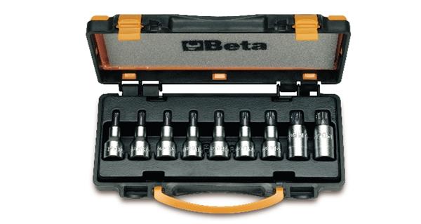 920TX/C9 Set of socket drivers for torx® head screws