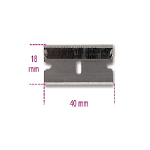 1774A/RL 10 blades for multifunction scraper item 1774A