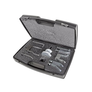 1462/KD Tool assortment for removing Denso injectors, complete with hammer