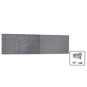 C552PF Perforated tool panels, for garage furniture combination