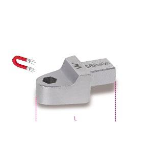 621 Bit holder accessories for torque bars, rectangular drive