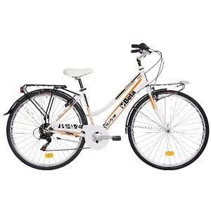 """9599CB-W Atala® city bike, aluminium frame, Shimano® 6-speed gear, V-Brakes® 28"""" aluminium rims"""