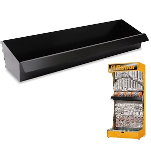 C88VE Display tray for display walls C88