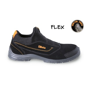 7215FN Action nubuck moccasin, waterproof, with anti-abrasion insert in toe cap area