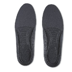 7398EF Anatomically shaped underfoot covers made of polyurethane foam, with cushioning heel lift