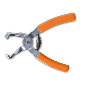 1472FCA Collar removal pliers with Visa type rack