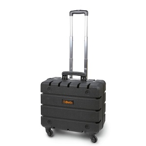 2037/TV Tool trolley, made of polypropylene, with 4 pivoting castors