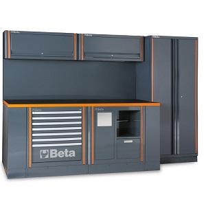 C55AB Workshop Equipment Combination