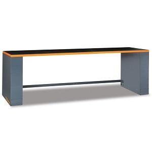 C55B/2,8 2.8-m-long workbench, for workshop equipment combination