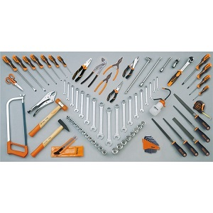 5958U Assortment of 86 tools