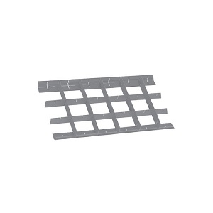 8889C2 Crossed partitions for standard drawer 588x367 mm