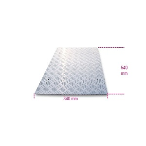 3051/LA Non-slip sheet metal top for jack item 3050