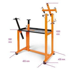 3912P PRO workshop workbench for bicycle maintenance