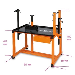 3912T TOP workshop workbench for bicycle maintenance