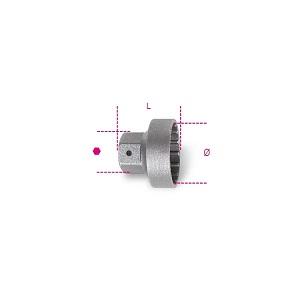 3973/1 16-notch bottom bracket removal socket