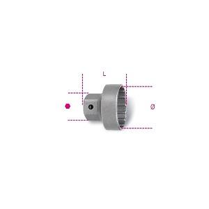 3973/2 16-notch bottom bracket removal socket