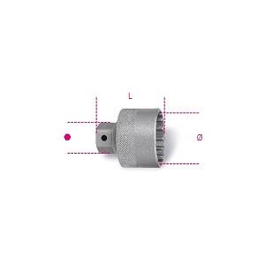 3973/3 16-notch bottom bracket removal socket