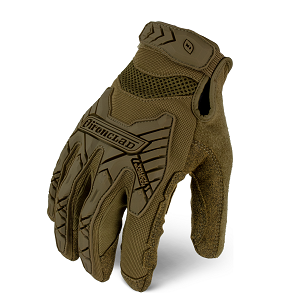 EXO Tactical Impact Coyote Gloves