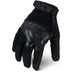 EXO Tactical Pro Black Gloves