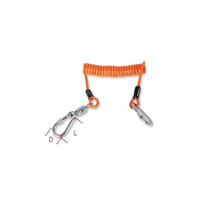 8877M Cushioned hook-up lace
