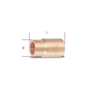 921BA-AS Sparkproof bi-hex sockets