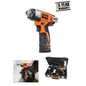 1982/12EF Reversible impact wrench, 12V Ideal for jobs in small areas, provides high torque (115 Nm), one-handed operation (Available only in EMEA regions)