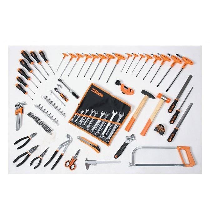 5980U/BIKE Assortment of 90 Tools