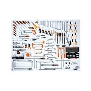 5957VG Assortment of 174 Tools