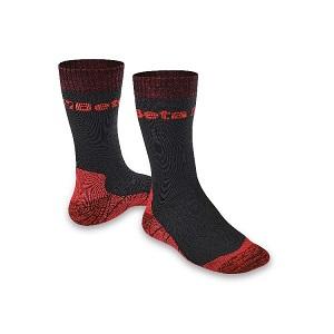 7423 Elastic compression ankle-length socks