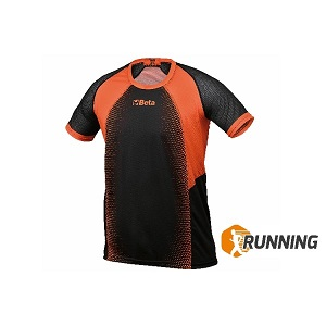 9515M Technical jersey, made from quick-dry, breathable fabric,side mesh inserts