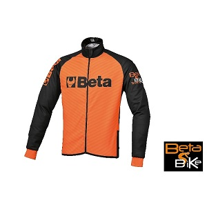 9542GW Winter jacket, made from highly breathable, winder breaker fabric and raised fabric; long zip, silicone-free elastic waistband; close-fitting Lycra cuffs; refractive rear inserts; 3 exterior rear pockets, including 1 with zip