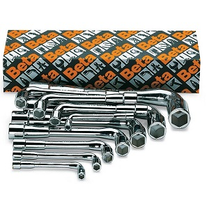 933/S.. Sets of double ended offset hexagon socket wrenches