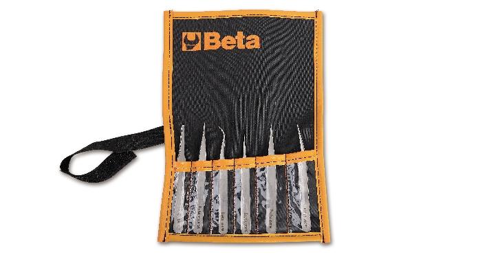 999/B6 Set of 6 spring tweezers