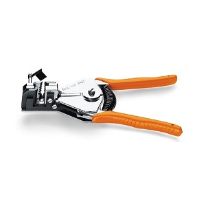 1143 Wire stripping pliers with cutting device, professional model